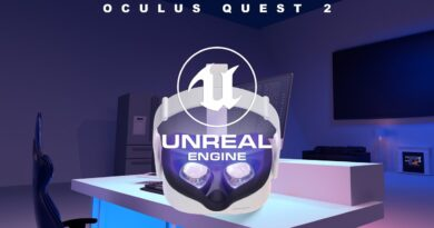How to create Oculus Quest 2 Game in Unreal Engine 4