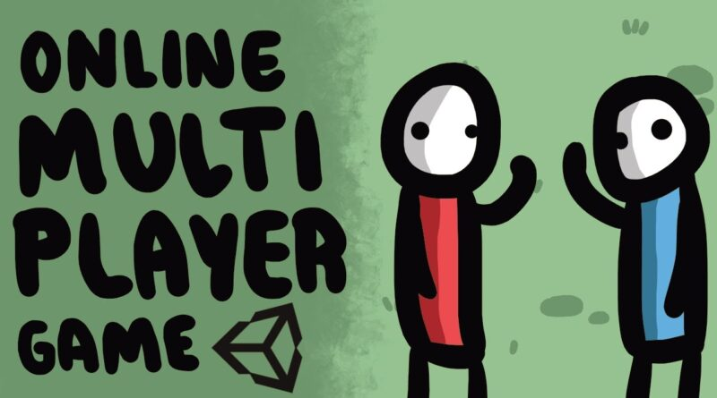 HOW TO MAKE AN ONLINE MULTIPLAYER GAME - UNITY EASY TUTORIAL