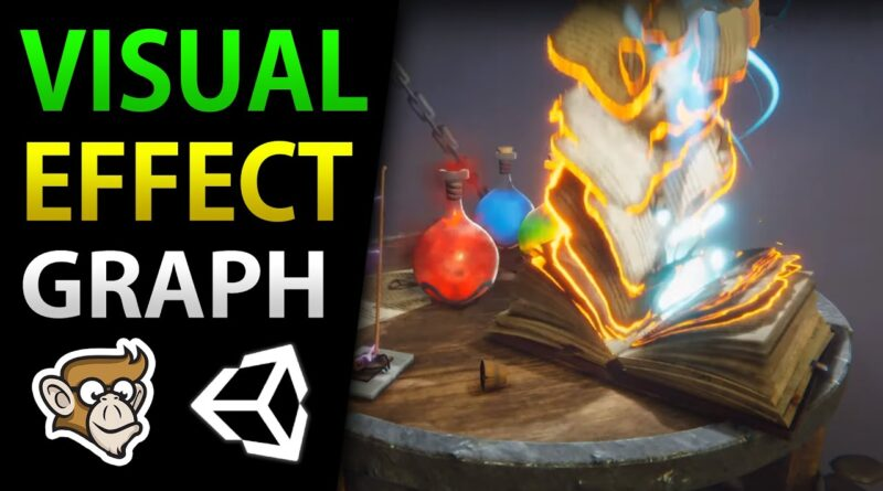 Make Awesome Effects with Visual Effect Graph in Unity!