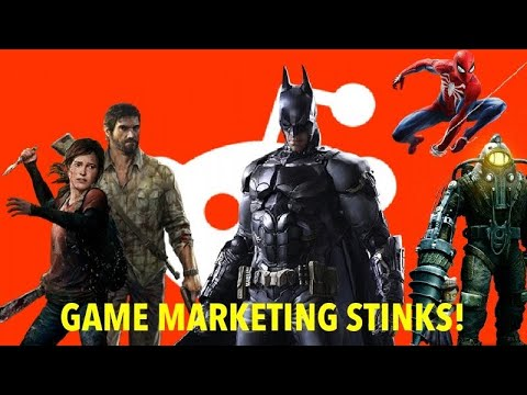 Video Game Marketing is Outdated (and Encourages Leaks)