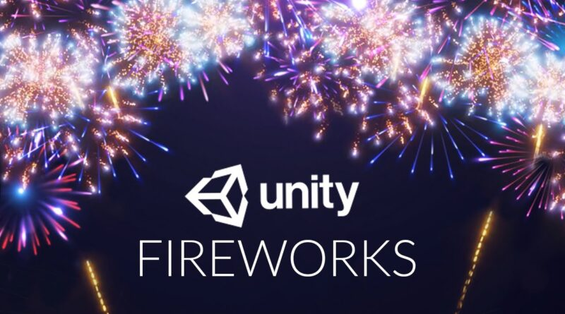 FIREWORKS in Unity using VFX Graph!