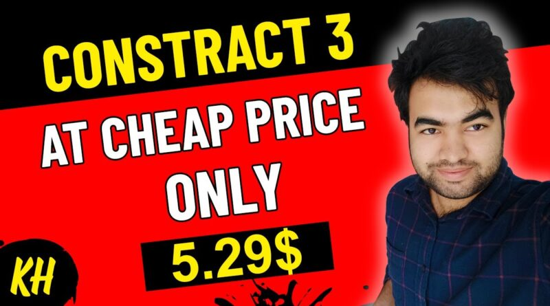 How To Buy Construct 3 Personal License at Cheap Price 2020