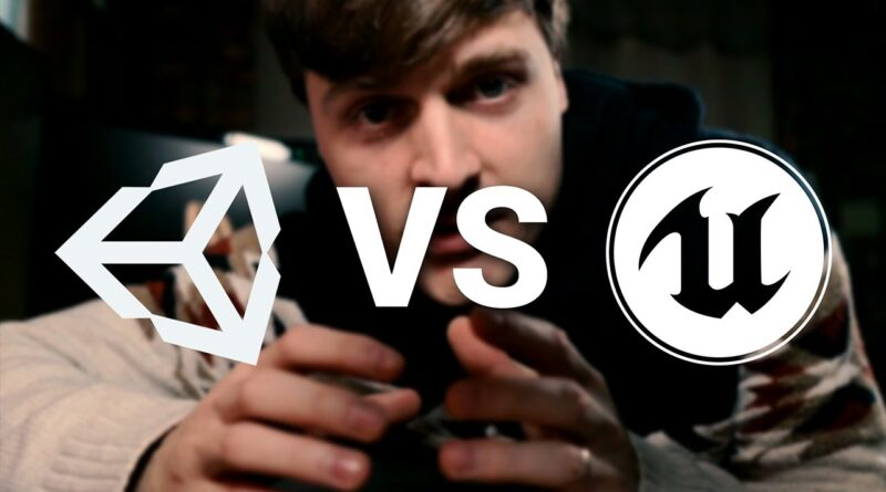 Unity VS Unreal Engine in 2021   What is the best Game Engine?