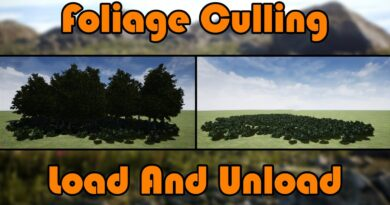 Foliage Culling   Load and Unload Foliage For Game Optimisation - Unreal Engine 4 Tutorial