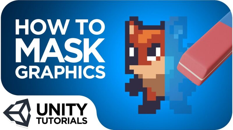 How to Mask Graphics in Unity. 2D Sprite Mask Tutorial Unity 2020 [Beginner Tutorial - Unity 2020]