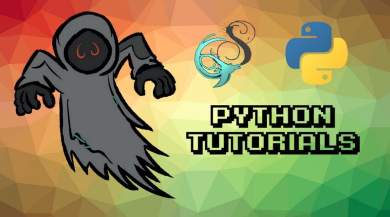 Python Tutorials in PyGame: Shooting Bullets