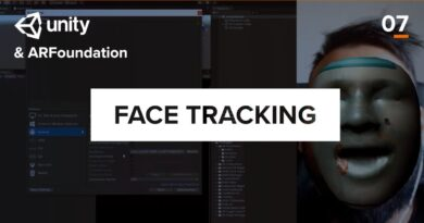 Unity AR Foundation Tutorial - Getting Started with Face Tracking
