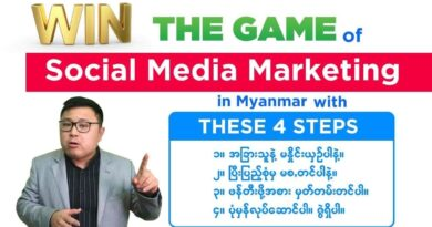 Win the game of social media marketing in Myanmar with these 4 steps