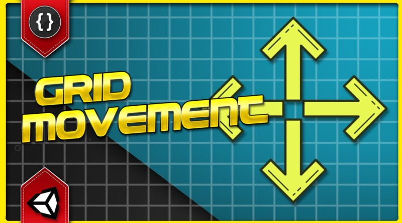 How to Do Grid Based Movement [Unity Tutorial]