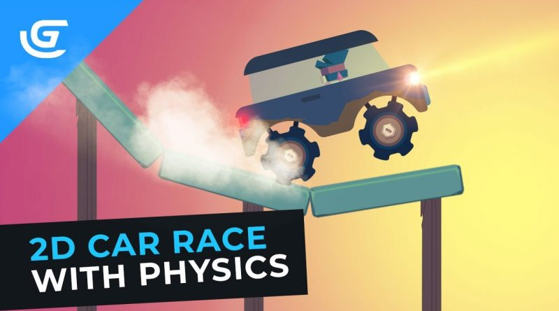 How to Make a 2D Car or Bike Movement With Physics Engine in GDevelop 5 - Tutorial
