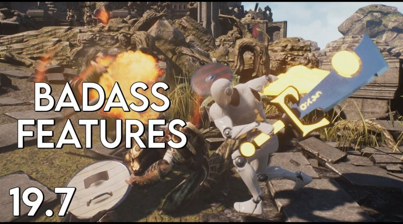 Unreal Engine 4 - Badass Features To Improve Your AI Combat (Slow Motion Kill Cams etc.)