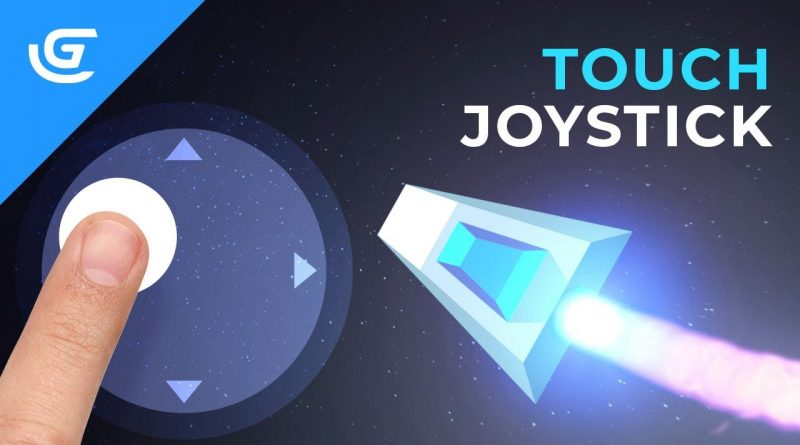 How to Create a Mobile Touch 360 Joystick Controller in GDevelop 5 - Tutorial