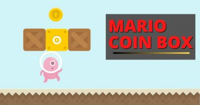 How to create a mario coin box in GDevelop 5