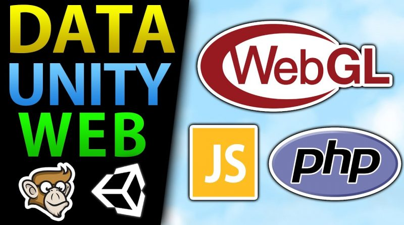 How to Send Data to Unity WebGL from Javascript or PHP