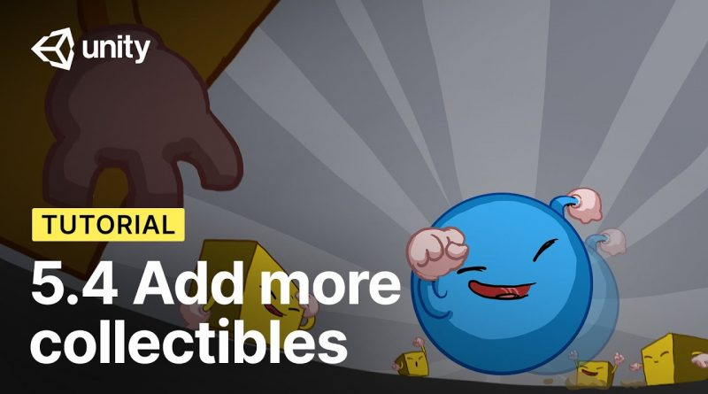 Roll-a-Ball: 5.4 Add more collectibles