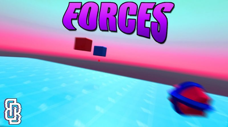 Adding the ability to use FORCES to my 3D game