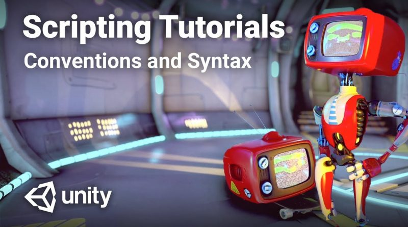 C# Conventions and Syntax in Unity! - Beginner Scripting Tutorial