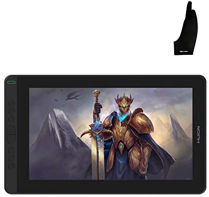 HUION Kamvas 13 2020 Graphics Drawing Tablet with Screen Pen Display and Artist Glove
