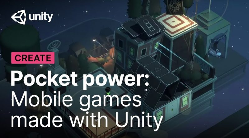 Pocket power: Mobile games made with Unity | Unity