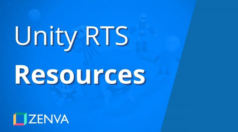 Unity RTS Tutorial - Resource Object