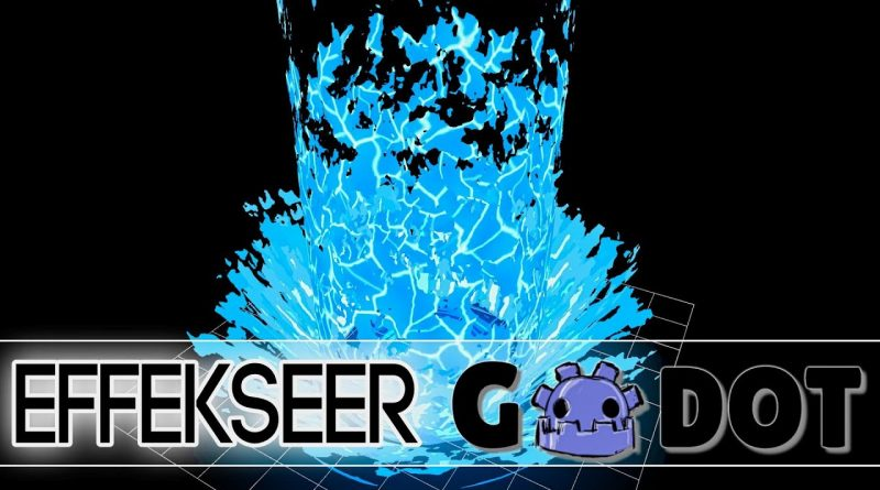 Effekseer -- Awesome Particle Effect Tool now on Godot!
