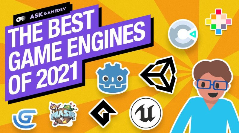 The Best Game Engines of 2021