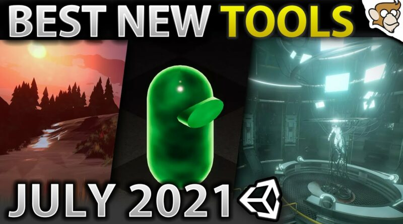 TOP 10 NEW Systems and Tools JULY 2021! | Unity Asset Store