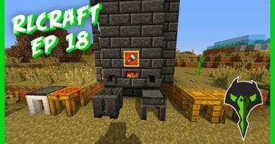 Building A Tinkers Construct Smeltery!   RLCraft S2 Ep: 18