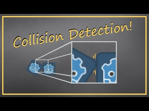 How To Detect Collisions - Godot Tutorial - Now You Know Too