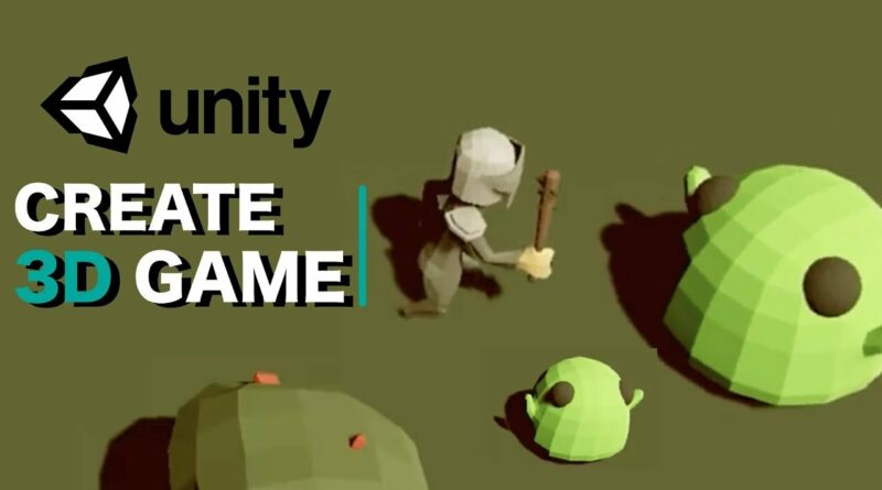 UNITY 3D MASTER UNITY BY BUILDING GAMES FROM SCRATCH TUTORIAL
