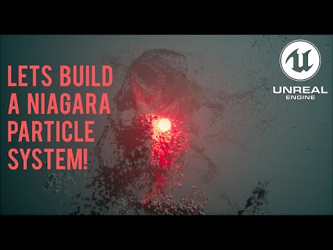 Let's build this Unreal Niagara particle sim within 6 minutes