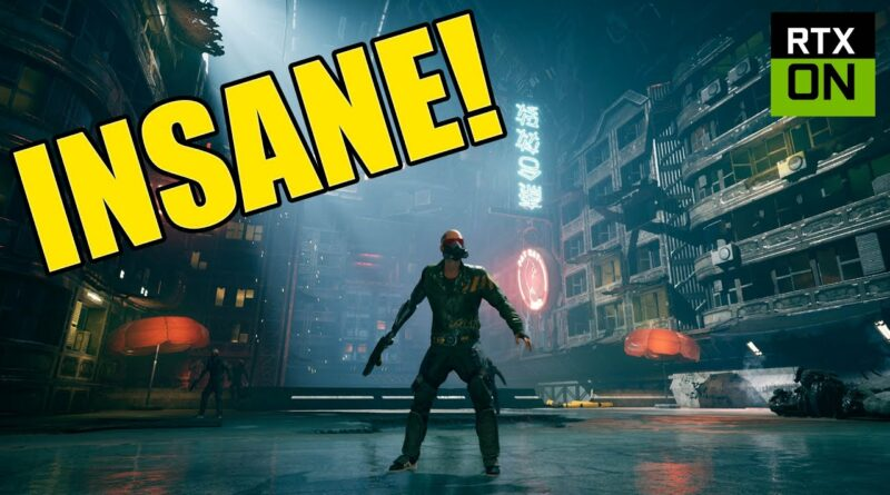 12 Games That Look INSANE Due To Ray Tracing