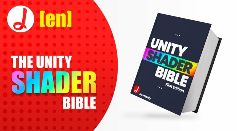 Unity Shader Bible   Jettelly