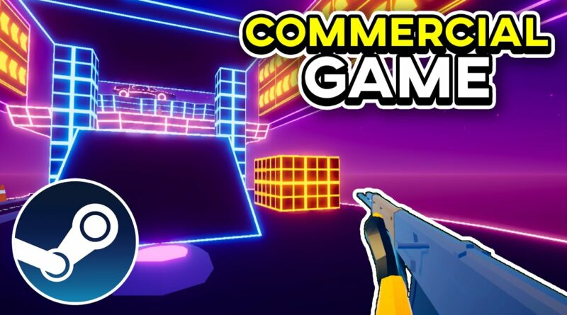 Developing My First Commercial Unity Game | Indie Game Devlog