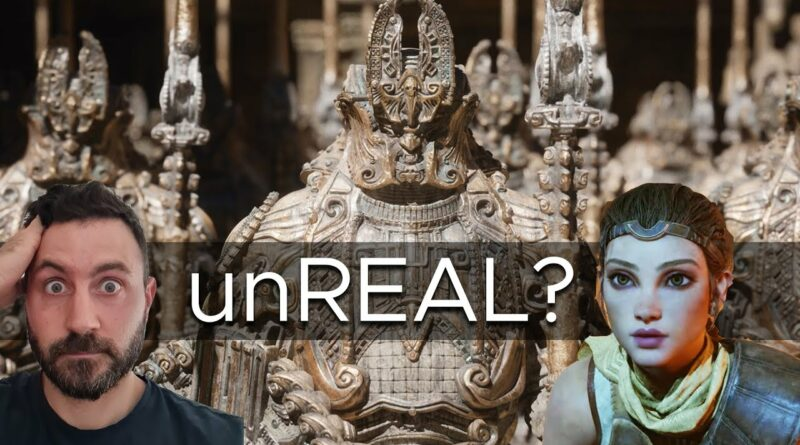 Is Unreal 5 really so amazing!? (for Architectural Visualization)