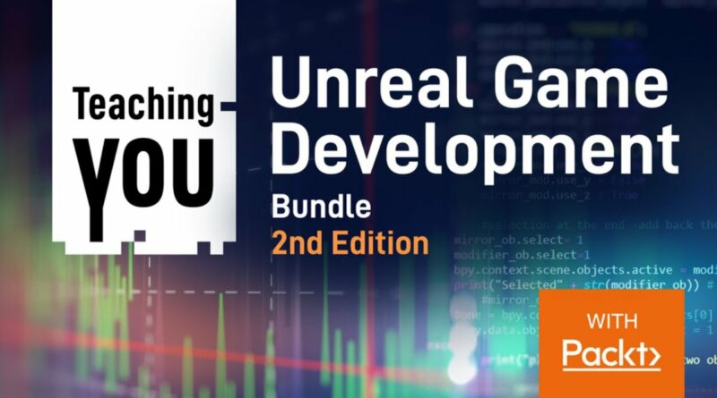 """""""EPIC"""" Unreal Game Development Bundle on Fanatical (...plus Unity, C++ and Blender Too!)"""