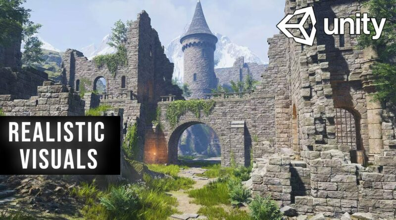 Realistic Graphics in Unity | Top 10 Best Assets