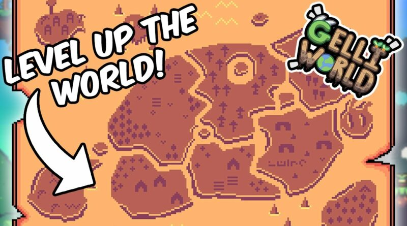 Creating an Explorable WORLD for My Indie Game! - Devlog