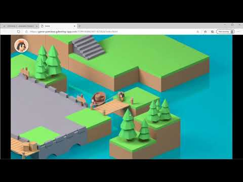 Gdevelop FREE VISUAL Game Engine:  Isometric game sample