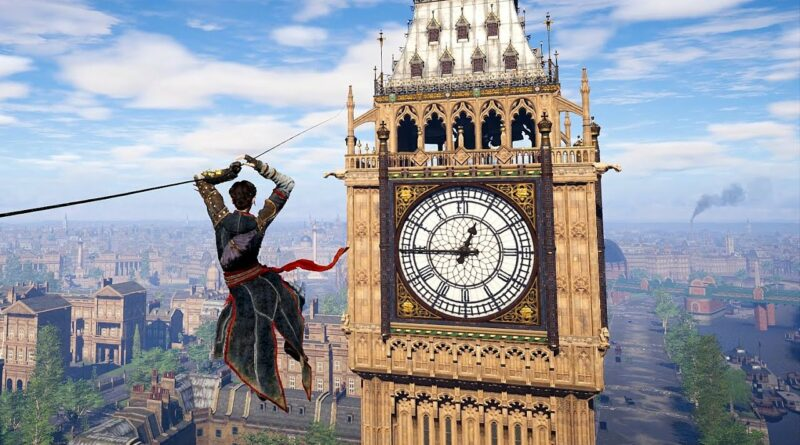 Assassin's Creed Syndicate Exploring London & Shao Jun`s Outfit Combat PC Ultra Settings