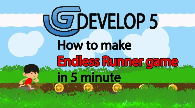 How to make a Endless Runner game