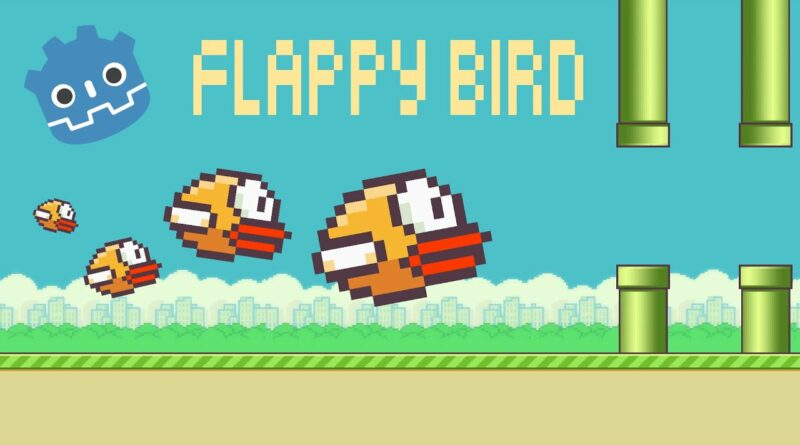 Let's Create Flappy Bird (Complete Godot Tutorial)