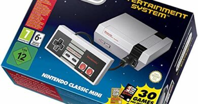 Nintendo Entertainment System NES Classic Edition- Game Console With Controller Included