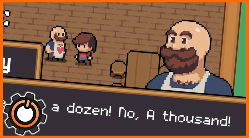 Enhancing Our Characters With Dialogue in Our Indie Game | Devlog #5