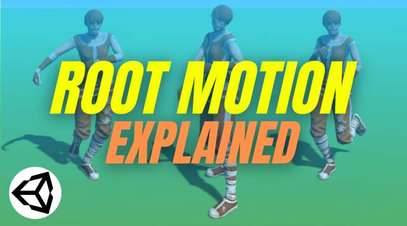 Root Motion Explained (Unity Tutorial)