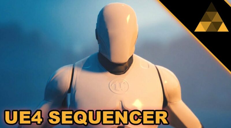 Unreal Engine 4 Tutorial - How to use Sequencer and Create Camera and Skeletal Animations