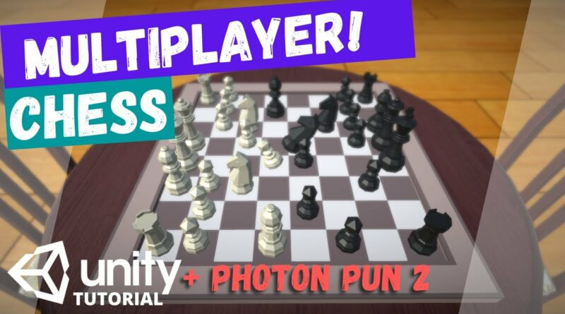 Multiplayer Chess in Unity! Photon Pun 2 Tutorial
