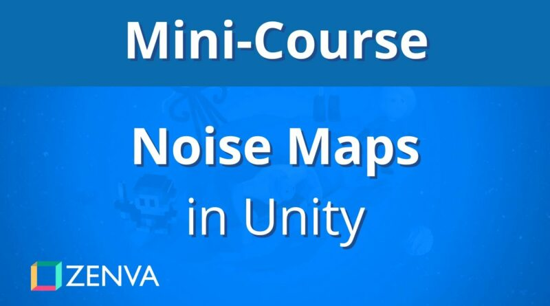 Generating NOISE MAPS in Unity - Procedural Tutorial