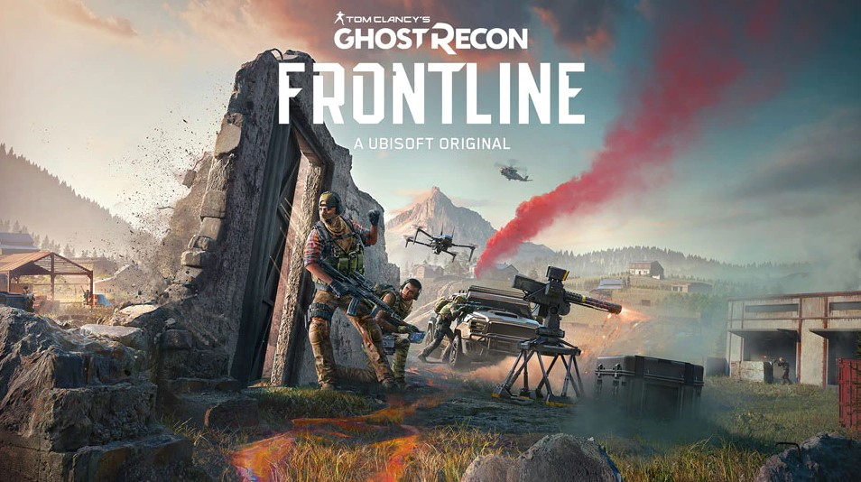 Ghost Recon Frontline Announced as a Free-to-Play Title