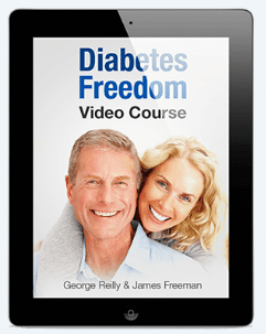 George Reilly diabetes freedom book